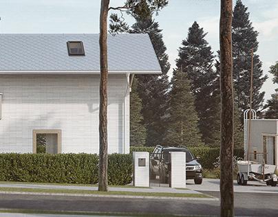 KIEKRZ | [PL] | ARCH by Pracownia Architektury P3