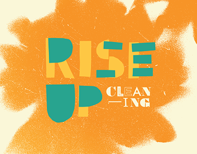 Rise Up Cleaning Identity
