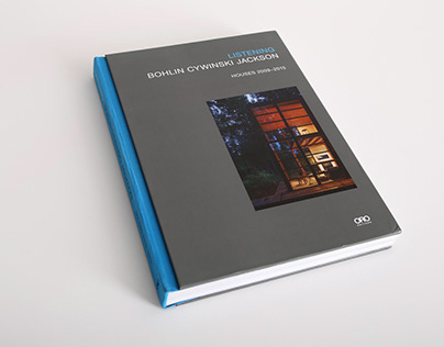 Listening - Bohlin Cywinski jackson — book design
