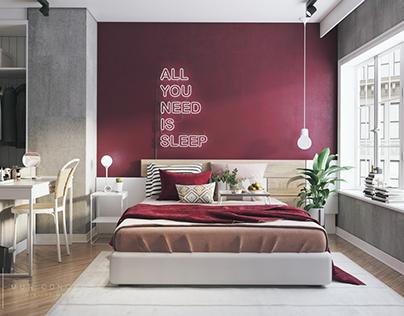 Goldview apartment
