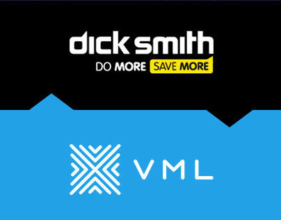 Diseño Digital - Dick Smith @ VML Sydney, Australia