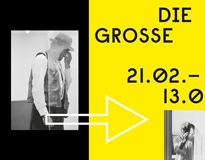 DIE GROSSE 2016 – Branding