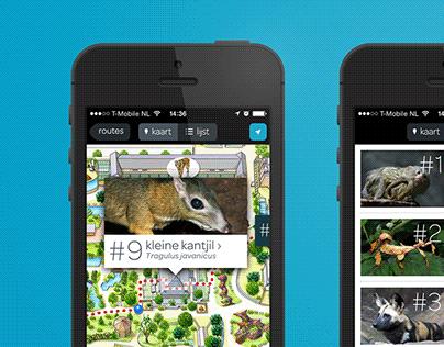 Artis app & online summer campaign