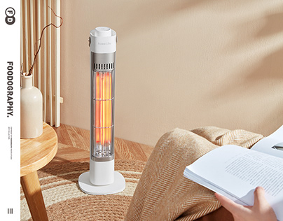小家电摄影 | forest life取暖器heater ✖ foodography