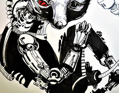 mechanical animal
