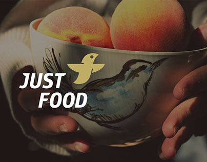 Just Food - Brand Identity.