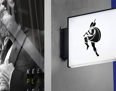 Brand Logo & Identity | The Pied Piper