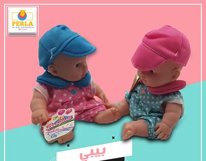 BABY TOYS- SOCIAL MEDIA