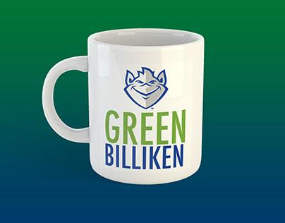 SLUstainability/Green Billiken Logos