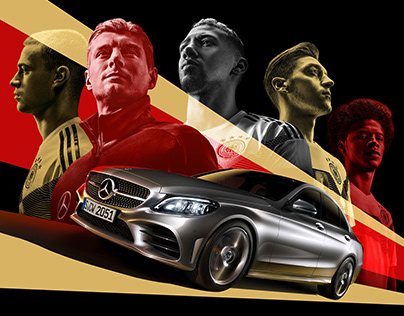Mercedes-Benz World Cup Campaign 2018