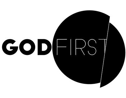 God First - Signage