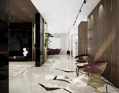 AK Residence IN  Interior Design   Kirishnagiri, T.N