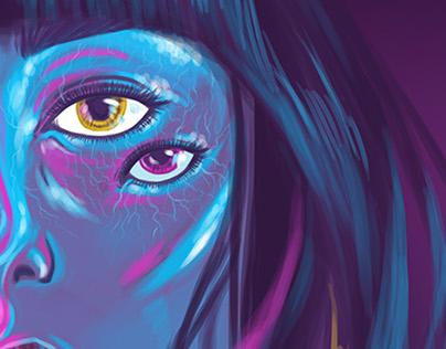 Four Eyes (Devil Girl #3)
