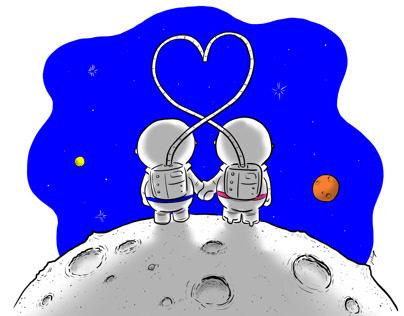 Amore spaziale