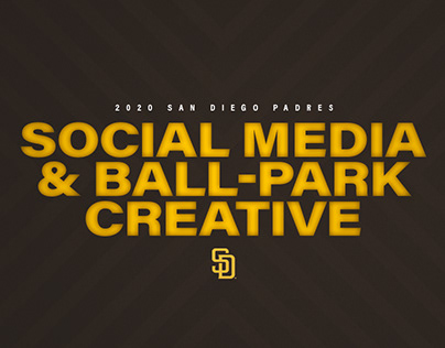 Padres 2020 Creative