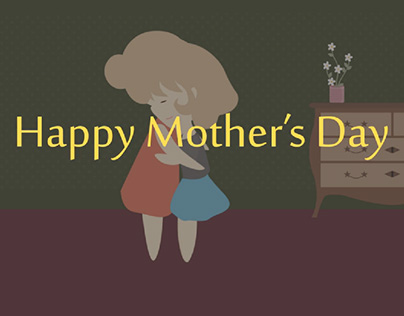 Mother's Day Festival Card
