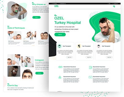 Ozel Redesign