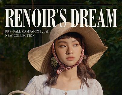 Renoir's dream_Garderobe lookbook