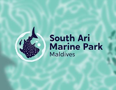 South Ari Marine Park Logo Design