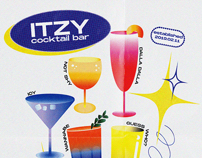 ITZY Cocktail Bar