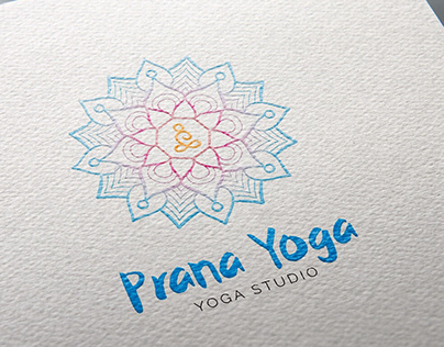 Yoga Studio // Logo Design