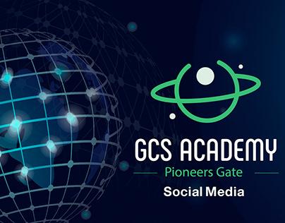 GCS Academy Social Media