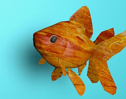 3D Fish Motion Projection