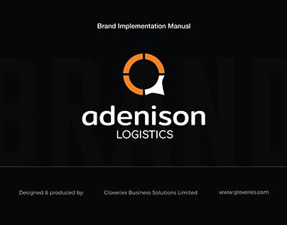Adenison Logistics Brand Manual