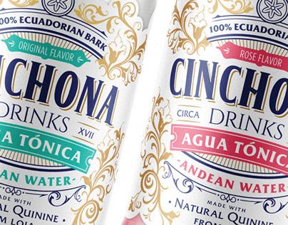 Cinchona - Andean tonic water