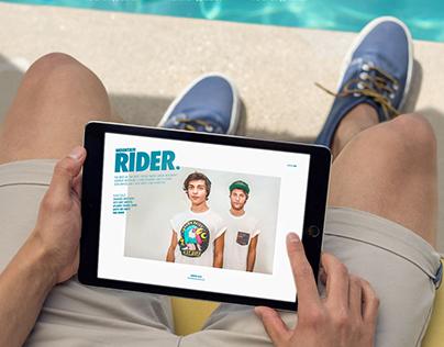 Mountain Rider Magazine