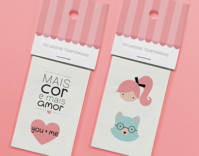 Maria Xica Lovely Accessories • Rebrand Concept