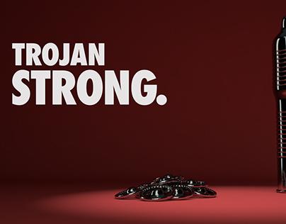 Trojan Condom concept ad