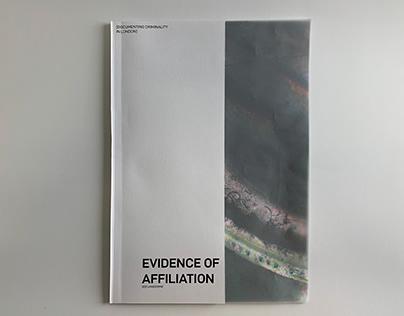 Evidence of Affiliation