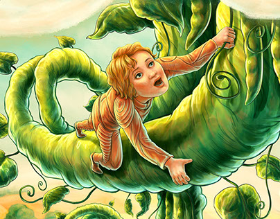 Jack and the Beanstalk, OCC Poster