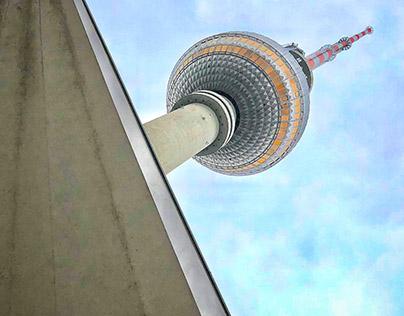 Berlin by iPhone