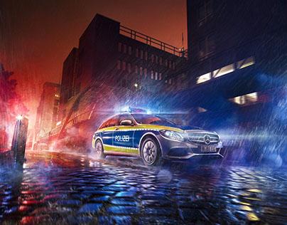 Polizei C-Class 2016