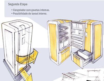 Trabalho de Conclusão de Curso - Refrigerador