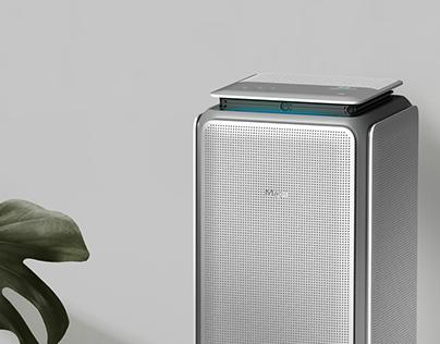 SK magic air purifier