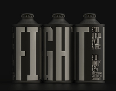 FIGHT BEER — Shaping Collection