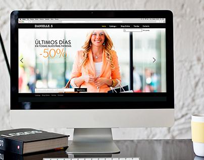 E-commerce Fashion WebSite