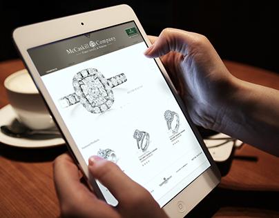 Responsive E-Commerce Website Design (Magento)