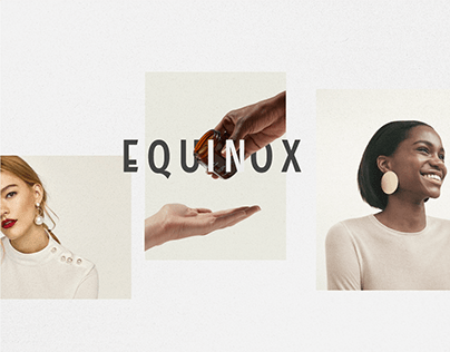 EQUINOX cosmetic packaging design