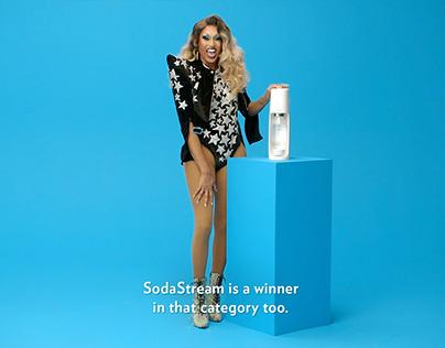 SodaStream - Zach Hertzman
