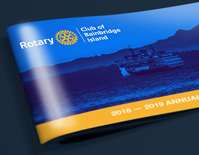 BAINBRIDGE ISLAND ROTARY CLUB ANNUAL REPORT