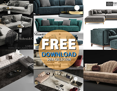 Free download sofa Collection