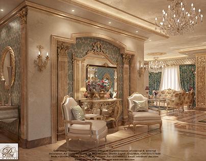 lauxury livingroom