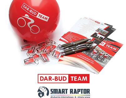 Gadżety reklamowe dla Dar-Bud Team