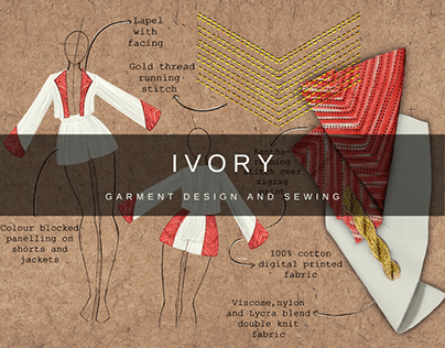 IVORY: Garment Design and Sewing