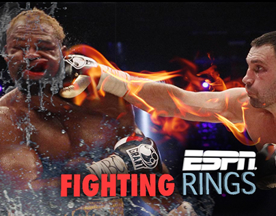 Fighting Rings Concept