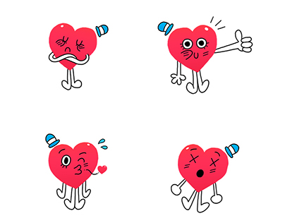 Mr.Feels Messenger Stickers